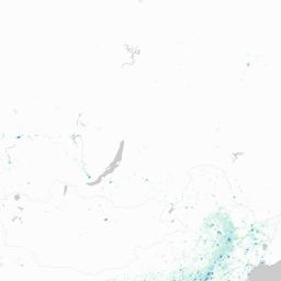 World Population Density Interactive Map - World density map