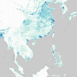 World Population Density Interactive Map - World interactive map